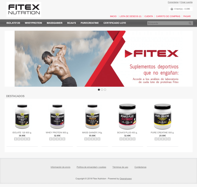 Fitex Nutrition